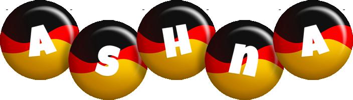 Ashna german logo
