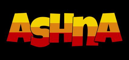 Ashna jungle logo