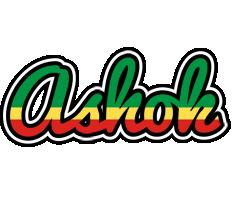 Ashok african logo
