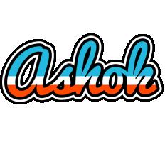 Ashok america logo