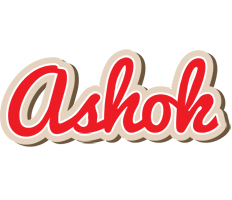 Ashok chocolate logo