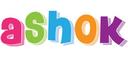 Ashok friday logo