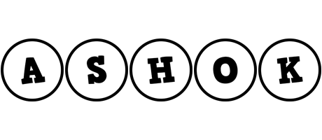 Ashok handy logo