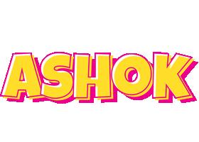 Ashok kaboom logo