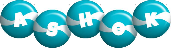 Ashok messi logo