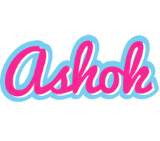Ashok popstar logo
