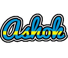 Ashok sweden logo