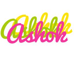 Ashok sweets logo