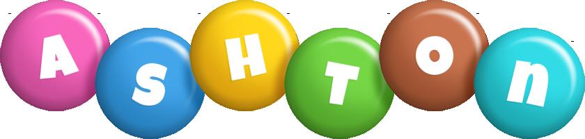 Ashton candy logo