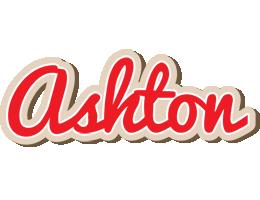 Ashton chocolate logo
