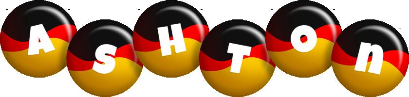 Ashton german logo