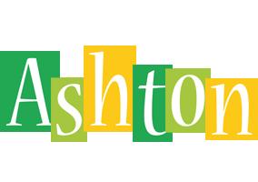 Ashton lemonade logo