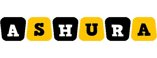 Ashura boots logo