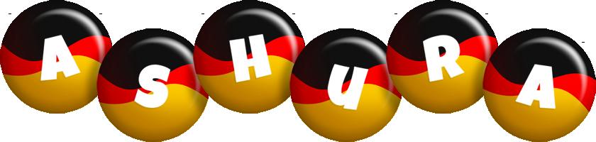 Ashura german logo