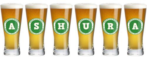 Ashura lager logo