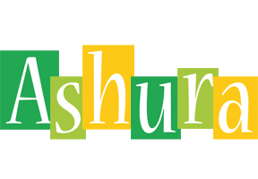 Ashura lemonade logo