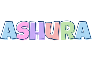 Ashura pastel logo