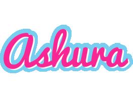 Ashura popstar logo