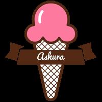 Ashura premium logo