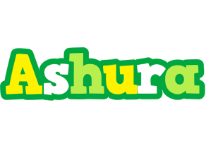 Ashura soccer logo