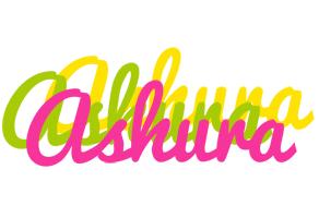 Ashura sweets logo