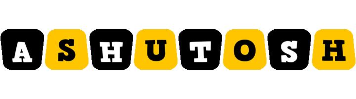 Ashutosh boots logo