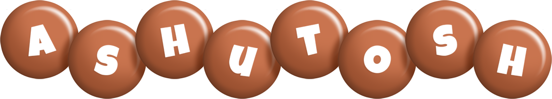 Ashutosh candy-brown logo