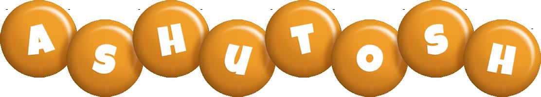 Ashutosh candy-orange logo