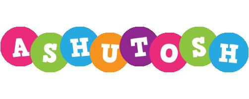 Ashutosh friends logo