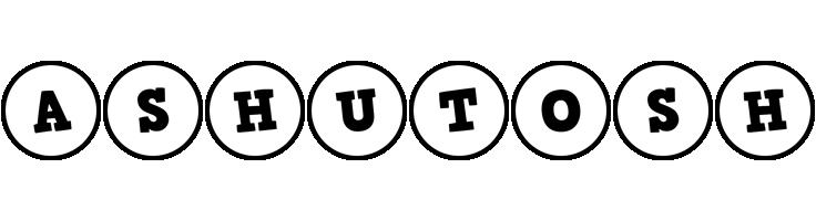 Ashutosh handy logo