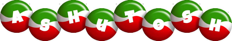 Ashutosh italy logo