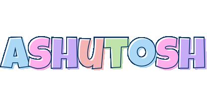 Ashutosh pastel logo