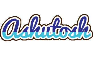 Ashutosh raining logo