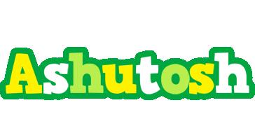 Ashutosh soccer logo