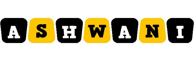 Ashwani boots logo