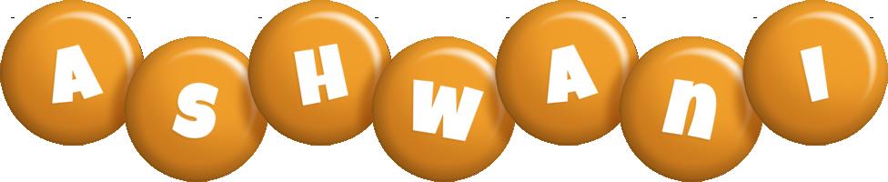 Ashwani candy-orange logo