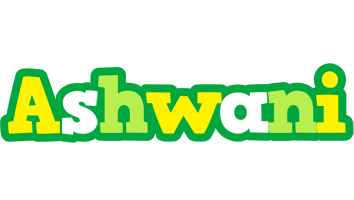 Ashwani soccer logo