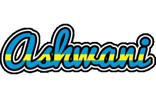 Ashwani sweden logo