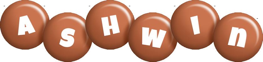 Ashwin candy-brown logo