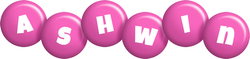 Ashwin candy-pink logo