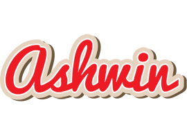 Ashwin chocolate logo