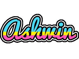 Ashwin circus logo