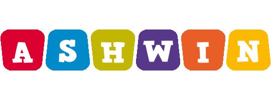 Ashwin daycare logo