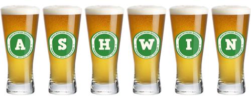 Ashwin lager logo