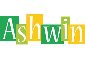 Ashwin lemonade logo