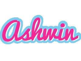 Ashwin popstar logo