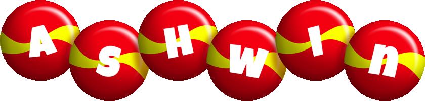 Ashwin spain logo