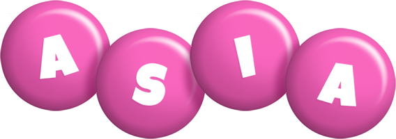 Asia candy-pink logo