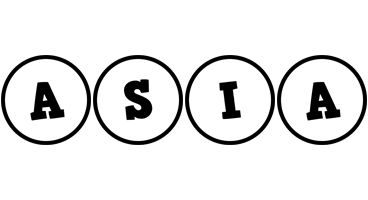 Asia handy logo