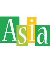 Asia lemonade logo